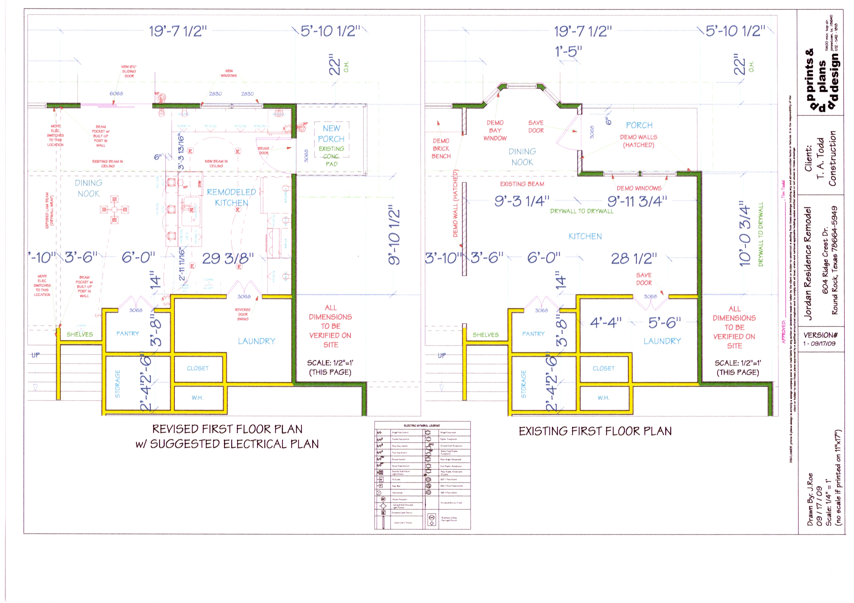 Kitchen addition and remodel round rock texas t a for Bathroom remodel round rock tx